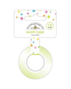 Cute Confetti Washi Tape - Hey Cupcake - Doodlebug*