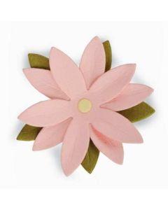 Pretty Flower Thinlits Die Set - Let It Bloom - Samantha Barnett - Sizzix