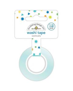 Surprise Party Washi Tape - Party Time - Doodlebug*