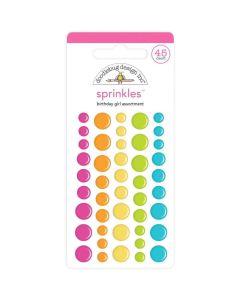 Birthday Girl Assortment Sprinkles - Hey Cupcake - Doodlebug*