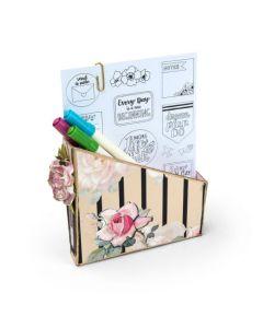 Eileen Hull Card Box, Planner Storage & Organizer idea