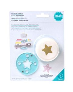"Star Clear-Cut Punch (1"") - We R Memory Keepers"