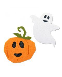 Happy Halloween Bigz Plus Die - Laura Kate - Sizzix