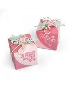 Wrap Favor Box Thinlits Dies Project