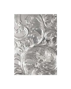 Elegant 3-D Texture Fades Embossing Folder