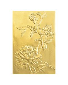 Roses 3-D Texture Fades Embossing Folder - Tim Holtz - Sizzix *