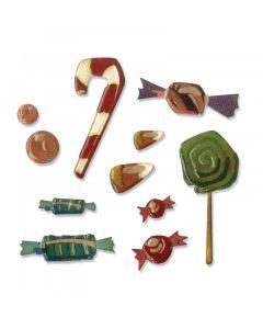 Sweet Treats Thinlits Die Set - Tim Holtz - Sizzix