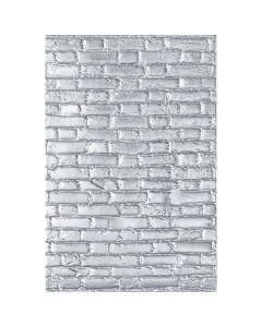 Brickwork 3-D Texture Fades Embossing Folder - Tim Holtz - Sizzix*