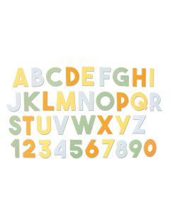Chunky Bigz XL Alphabet Die - Emily Tootle - Sizzix *
