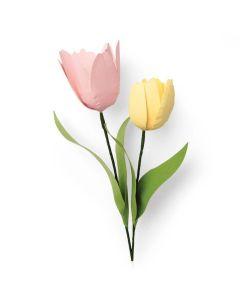 Tulip Thinlits Dies - Jennifer Ogborn - Sizzix *