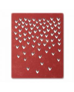Falling Hearts Thinlits Dies - Tim Holtz - Sizzix *