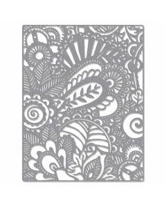 Doodle Art Thinlits Dies - Tim Holtz - Sizzix *
