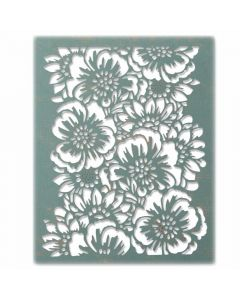 Bouquet Thinlits Dies - Tim Holtz - Sizzix *