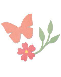Garden Wings Bigz Die - Olivia Rose - Sizzix*