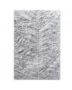 Leaf Veins 3-D Textured Impressions Embossing Folder - Sizzix*