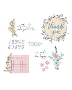 Time Out Framelits Dies w/ Stamps - Sophie Guilar - Sizzix*