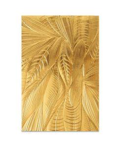 Fallen Leaves 3-D Textured Impressions Embossing Folder - Georgie Evans - Sizzix*
