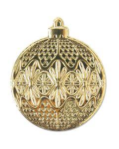 Ornament 3-D Impresslits Embossing Folder - Kath Breen - Sizzix*