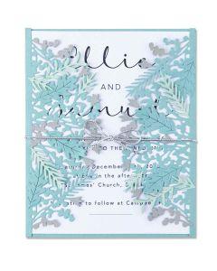 Foliage Wrap Thinlits Dies - Olivia Rose - Sizzix