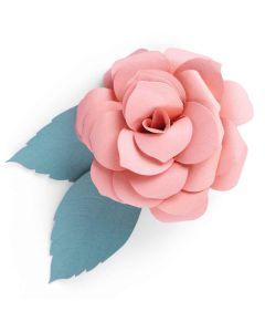 Courtyard Bloom Thinlits Dies - Jennifer Ogborn - Sizzix*