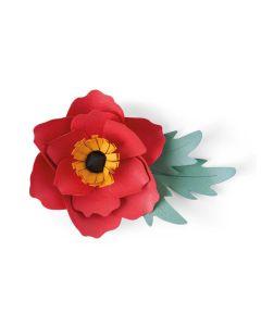 Anemone Flower Bigz Die - Alexis Trimble - Sizzix*