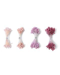 Pink/Purple Flower Stamens - Making Essential - Sizzix*
