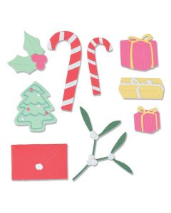Stocking Fillers Thinlits Dies - Sizzix