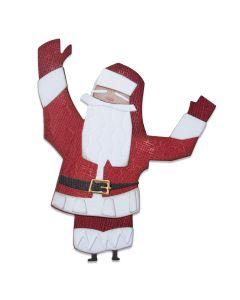 Colorize Papercut Christmas #1 Thinlits Dies - Tim Holtz - Sizzix