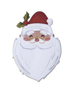 Colorize Santa's Wish Thinlits Dies - Tim Holtz - Sizzix