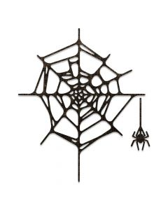 Spider Web Thinlits Dies - Tim Holtz - Sizzix*