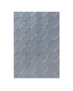 Tileable 3-D Textured Impressions Embossing Folder - Kath Breen - Sizzix*
