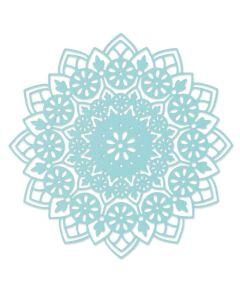 Mandala Thinlits Die - Eileen Hull - Sizzix