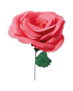 Classic Rose Thinlits Dies - Let It Bloom - Olivia Rose - Sizzix