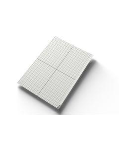 Sticky Grid Sheets - Sizzix*