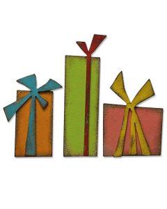 Gift Wrap Bigz Die - Tim Holtz - Sizzix*