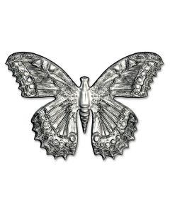Butterfly 3-D Impresslits Embossing Folder - Tim Holtz - Sizzix