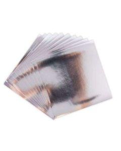 Silver Aluminum Metal Sheets - Sizzix