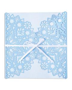 Snowflake Wrap Thinlits Die - Lisa Jones - Sizzix