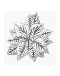 Poinsettia 3-D Impresslits Embossing Folder - Kath Breen - Sizzix