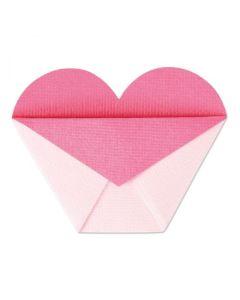 Heart Pocket Bigz Die - Kath Breen - Sizzix