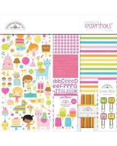 Hey Cupcake Essentials Kit - Doodlebug*