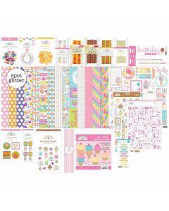 Birthday Girl Value Bundle - Hey Cupcake - Doodlebug*