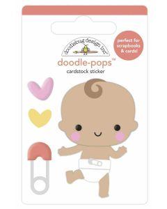 Baby Steps Doodle-Pops - Bundle of Joy - Doodlebug