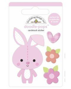 Snuggle Bunny Doodle-Pops - Bundle of Joy - Doodlebug