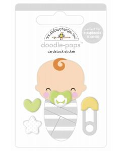 Sweet Dreams Doodle-Pops - Special Delivery - Doodlebug