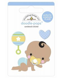 On The Move Doodle-Pops - Special Delivery - Doodlebug