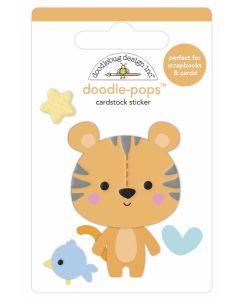 Cuddly Cub Doodle-Pops - Special Delivery - Doodlebug