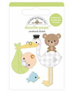 Special Delivery Doodle-Pops - Doodlebug