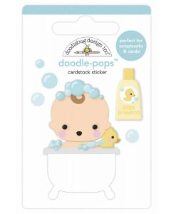 Bathtime Doodle-Pops - Special Delivery - Doodlebug