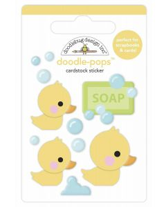 Rubber Ducky Doodle-Pops - Special Delivery - Doodlebug